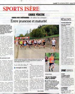 Article DL cross 2012