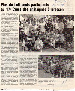 Articles de presse DL2 1993