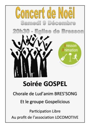Concert de Noël 2017