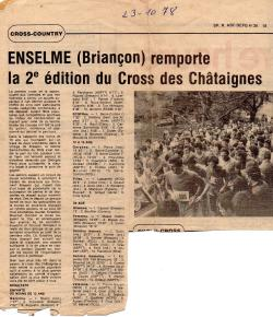 Articles de presse DL 1978