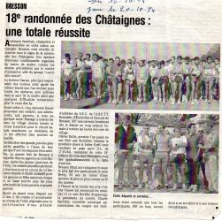 Articles de presse DL 1994