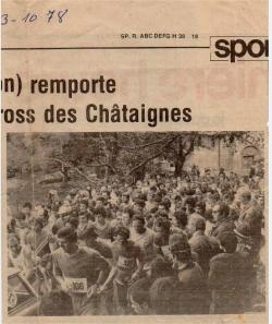 Articles de presse DL2 1978