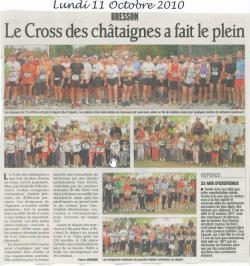 Cross des châtaignes 2010 (DL)