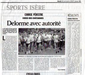Articles de presse DL4 2007