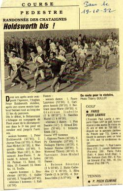 Articles de presse DL 1992