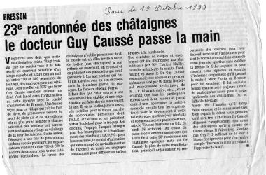 Articles de presse DL 1999
