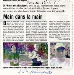 Articles de presse DL 2005