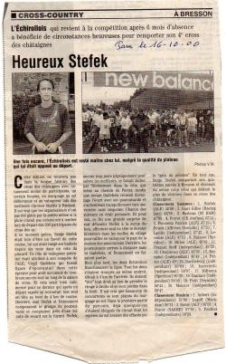 Articles de presse DL 2000