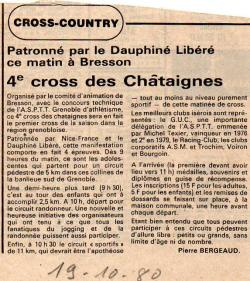 Articles de presse DL2 1980