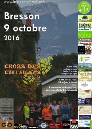Cross des châtaignes 2016