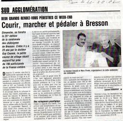 Articles de presse DL 2002
