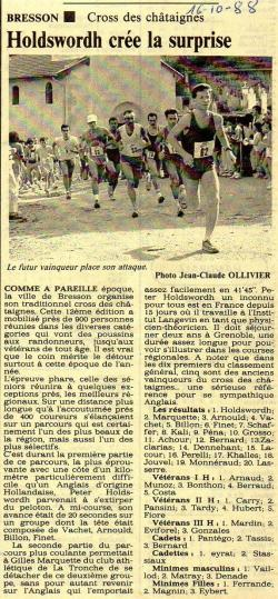 Articles de presse DL2 1988