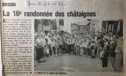 Articles de presse DL2 1992