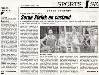 Articles de presse DL2 1998