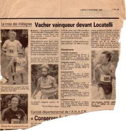 Articles de presse DL2 1983
