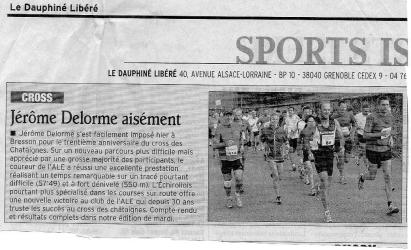 Articles de presse DL2 2007